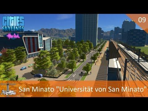 """Cities Skylines: San Minato - """"Universität von San Minato"""" (Ep. 9) [Timelaps] #Deutsch/German# [HD]"""