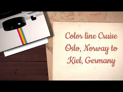 Colorline Oslo-Kiel Cruise