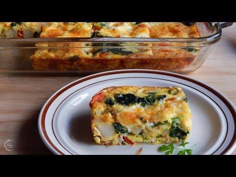 easy-frittata-recipe- -breakfast-recipes- -the-sweetest-journey