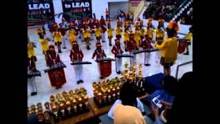 marching band SMPN 149 Jakarta