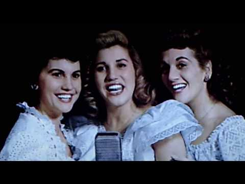 """The Andrews Sisters, W./Vic Schoen And His Orchestra:  """"The Money Song""""  (1947)"""