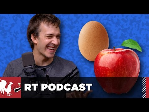 Rooster Teeth Video Podcast: Ep. 380 - Apple or the Egg