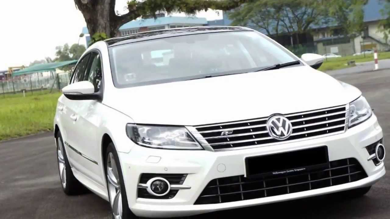 volkswagen cc r line youtube. Black Bedroom Furniture Sets. Home Design Ideas