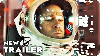 AD ASTRA Trailer 2019 Brad Pitt Movie