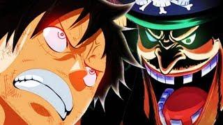 【海賊王】草帽海賊團VS黑鬍子海賊團 每個人對位的對手 最新理解