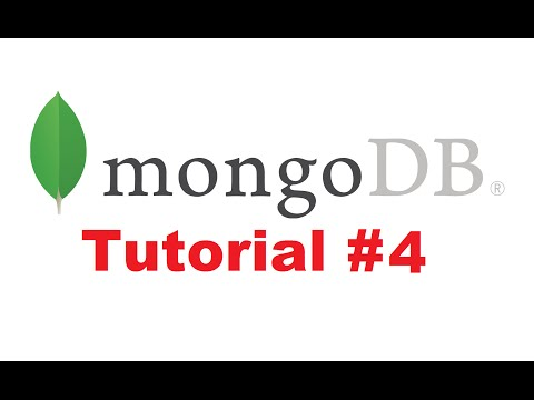 MongoDB Tutorial for Beginners 4 - Create Collection and Drop Collection thumbnail