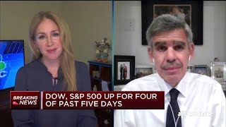 Pay attention to consumer and business behavior over next few weeks: Advisor Mohamed El-Erian