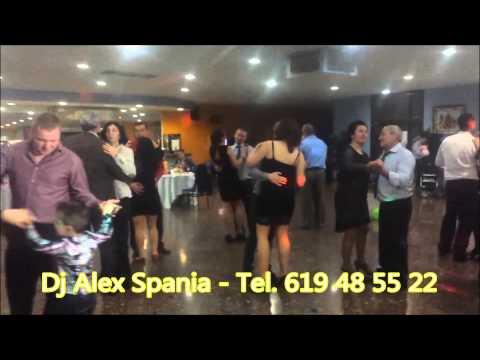 Dj Alex Spania Prezentare - Tel. 619485522