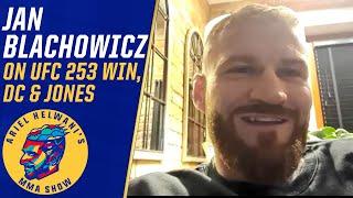 Jan Blachowicz responds to Daniel Cormier, Jon Jones after UFC 253 win | Ariel Helwani's MMA Show
