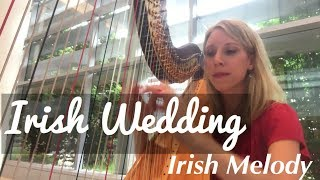 Irish Wedding, Irish melody ~ Tiffany Envid, Harpist