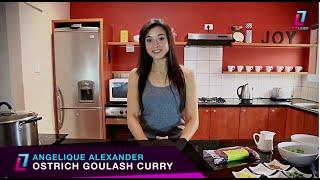 Ostrich Goulash Curry Recipe By Livelean