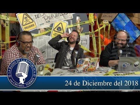 El recuento de los daños navideño - La Radio de la República