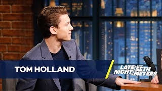 Tom Holland Mistook a Stunt Double for Robert Downey Jr.