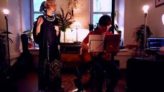 """Negro Spirituals & Gospel songs - концерт Яны и Саши из КДИМБ в """"Циферблате"""""""