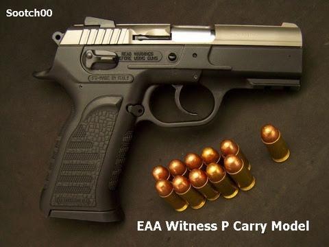 EAA Witness Polymer Carry  Pistol