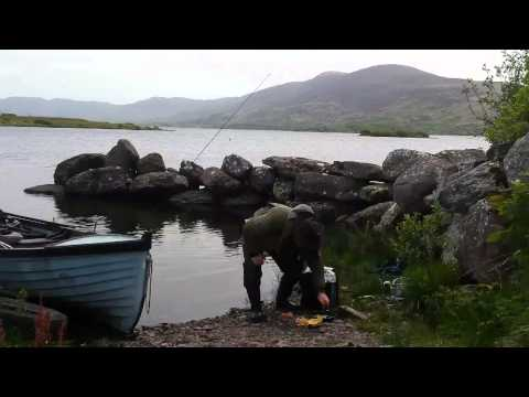 Lough Currane Waterville A Fishy Tail