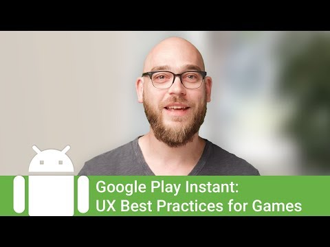 Google Play Instant: User Experience For Games