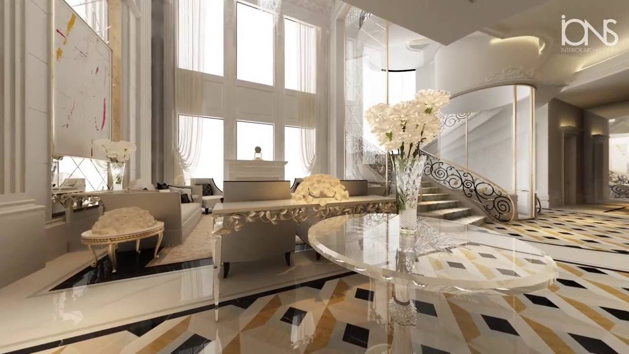 Ions design best interior design company in dubai for Famous interior design companies