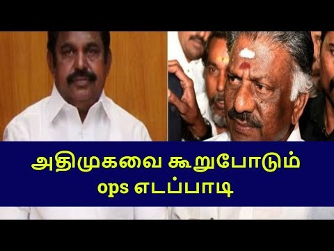 new activists are appointed for admk|tamilnadu political news|live news tamil