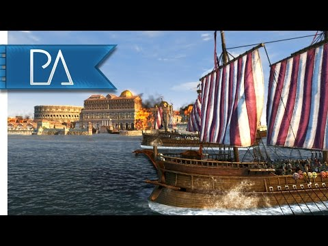 Fourth Crusade: Siege of Constantinople - Medieval Kingdoms Total War 1212AD Mod Gameplay