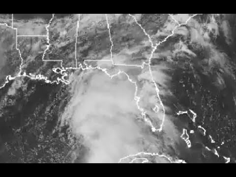 "Warning: ""Gulf Of Mexico Tropical Cyclone Moving Toward Texas, Louisiana"" Rain, Rain, Rain"