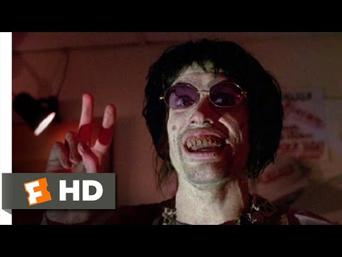 The Texas Chainsaw Massacre 2 (3/11) Movie CLIP - Chop-Top (1986) HD