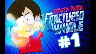 OWN AZ ÚJ SZUPERHŐS | South Park: The Fractured but Whole [01] [HUN]