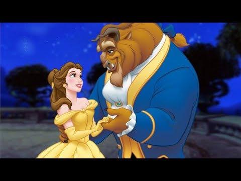 Assistir A Bela E A Fera - Completo Dublado Desenho Animado Melhores Cenas HD
