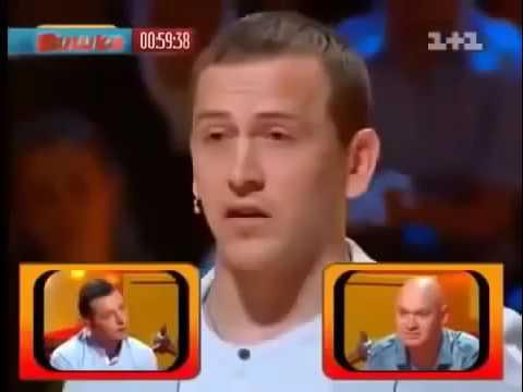 Олег Есенин Рассмеши Комика выиграл 50 000 гривен