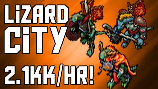tibia where to hunt – msed 150 lizard city 21kkhr 271