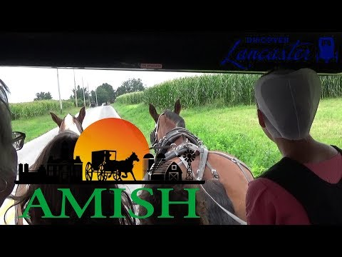 The Legend Goes To Amish Country Pennsylvania