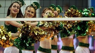 "Dance group ""Zenit-Kazan"" The best moments of season 2015-16! / Группа поддержки ""Зенит-Казань"""