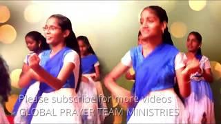 New Telugu Christmas dance / Choreography - 2019