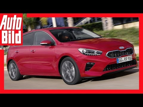 Kia Ceed 2018 Koreaner Im Neuen Look Youtube