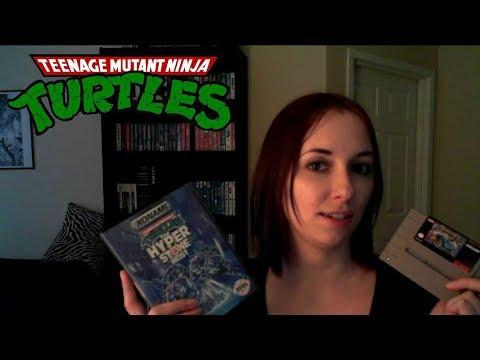 TMNT: Turtles in Time (SNES) vs The Hyperstone Heist (Sega Genesis) - Retro Gaming Review
