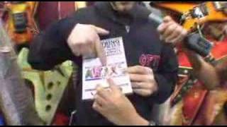 Anthrax Charlie Benante
