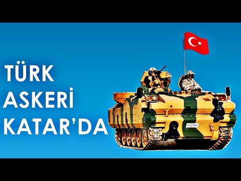 TURKISH ARMED FORCES IN THE QTAR CAPİTAL DOHA -TURKISH MILITARY BASE, DOHA, QATAR