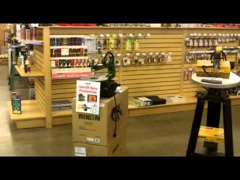 Cincinnati Ohio S New Woodcraft Store Presented By Woodcraft Youtube