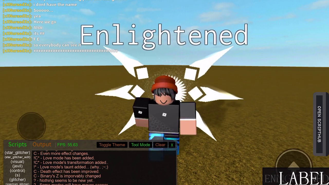 Roblox Scripts Idk The Name Of This Star Glitcher Youtube