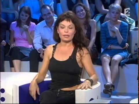 Isabelle Mergault - On n'est pas couché 23 Septembre 2006 #ONPC