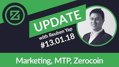 Zcoin Update 13 January 2018