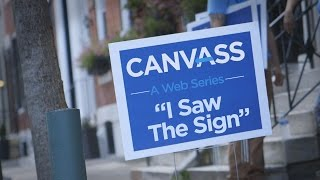 Canvass: A Web Series- I Saw The Sign