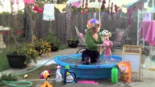 Trina Foster In...Rancho Hell... Laundry Daze!