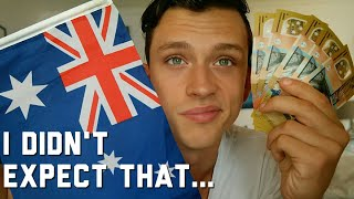 HOW EXPENSIVE IS AUSTRALIA ? Day in the Life of germans in Australia