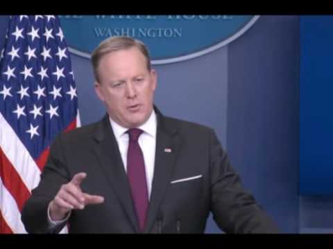 White House Briefing Feb 23, 2017 Enforcing Federal Marijuana Laws