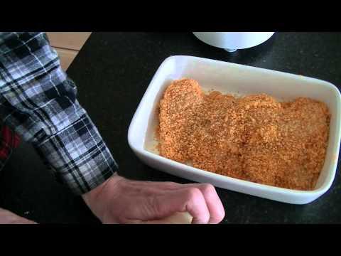 Ron's Crispy Sour Cream & Onion Chicken - The Punkrock-Kitchen (even Punks have a good taste)