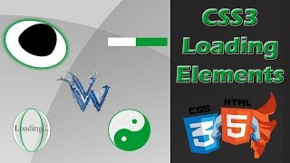 CSS Preloader Animation | Learn html and css | html tutorial By Amazing Techno Tutorials