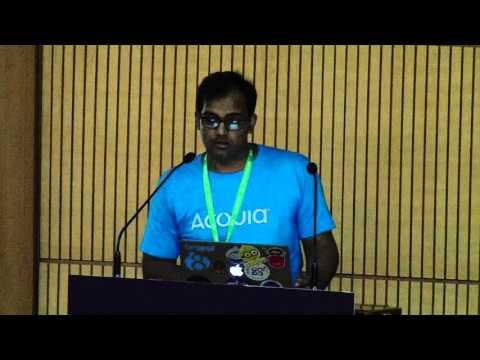DrupalCon Asia 2016: D8 backbone and underscore