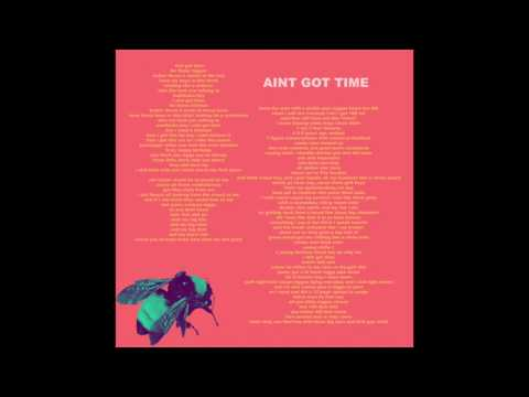 Tyler, The Creator - Ain't Got Time (Audio)
