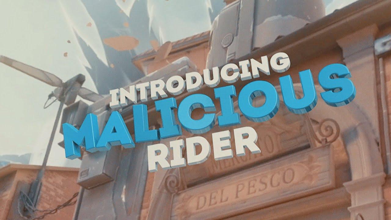 Introducing Malicious Rider